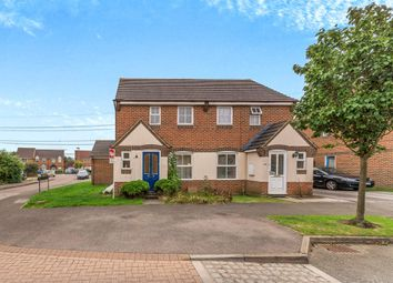 Thumbnail 3 bedroom semi-detached house for sale in Brake Hill, Pembroke Meadows, Oxford