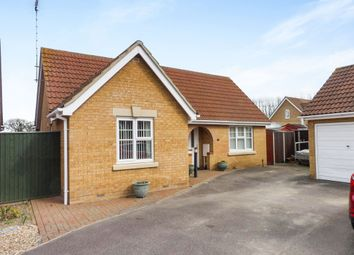 Thumbnail 2 bed detached bungalow for sale in Munday Way, Leverington, Wisbech