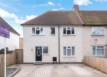 Thumbnail 3 bed end terrace house for sale in Green Lane, Addlestone, Surrey