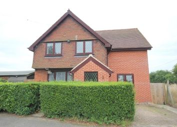 Thumbnail 4 bed detached house for sale in The Butts, Soham, Ely