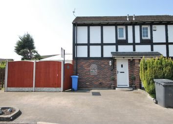 Thumbnail 2 bed semi-detached house for sale in Fairburn Close, Widnes