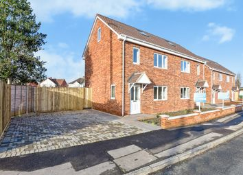 Thumbnail 3 bed semi-detached house for sale in Eden Vale Road, Westbury