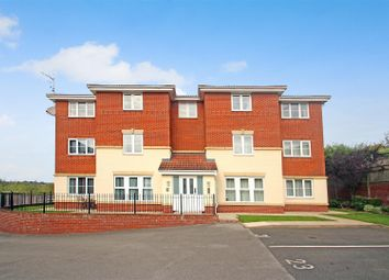 Thumbnail 2 bed flat for sale in Lily Court, Lily Drive, Norton Heights, Stoke-On-Trent