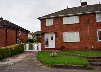 Thumbnail 3 bed property to rent in Hillside Crescent, Rogerstone, Newport