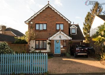 4 bed detached house for sale in Lime Grove, Addlestone, Surrey KT15