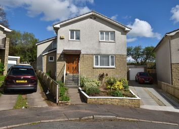 Thumbnail 4 bed detached house for sale in Thorniewood Gardens, Uddingston, Glasgow