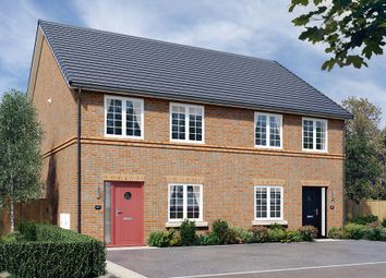 "Thumbnail 3 bed town house for sale in ""The Kilmington Mid"" at Walker Drive, Stamford Bridge, York"