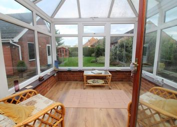 Thumbnail 4 bed detached house for sale in Wood Lane, Swardeston, Norwich
