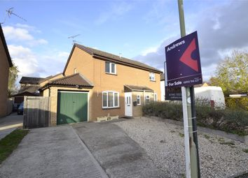 Thumbnail 3 bed semi-detached house for sale in Bracken Close, Carterton, Oxfordshire