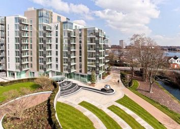 Thumbnail 2 bed flat for sale in Skylark Point, Woodberry Down, London