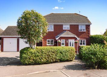 Thumbnail 4 bed detached house for sale in Covert Mead, Ashington, Pulborough