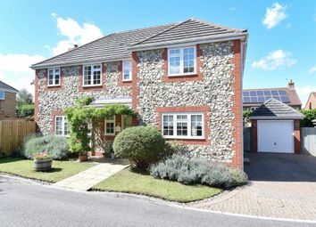 Thumbnail 4 bed detached house for sale in Stone, Aylesbury