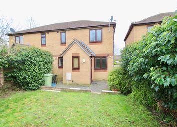 Thumbnail 1 bed detached house for sale in Wimborne Crescent, Westcroft, Milton Keynes