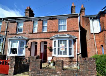 Thumbnail 3 bed end terrace house for sale in Alexandra Road, Basingstoke