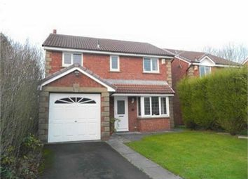 Thumbnail 4 bed detached house for sale in Alder Coppice, Lea, Preston, Lancashire