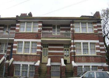 Thumbnail 2 bedroom flat to rent in Castledown Avenue, Hastings