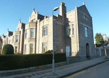 Thumbnail 2 bed flat to rent in Hamilton Place, Aberdeen