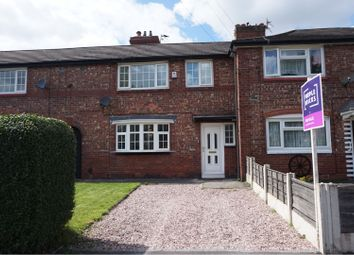 Thumbnail 3 bed terraced house for sale in Minehead Avenue, Manchester