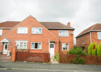 Thumbnail 2 bed semi-detached house for sale in Eastwood Gardens, Felling, Gateshead