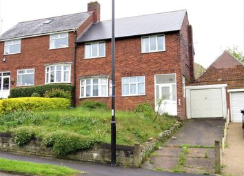 Thumbnail 3 bedroom semi-detached house for sale in Haggstones Road, Oughtibridge, Sheffield