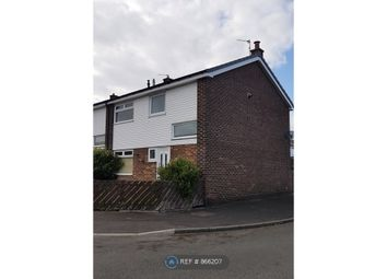 Thumbnail 3 bed semi-detached house to rent in Glendale, Amble, Morpeth