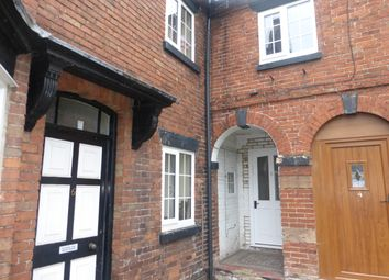 Thumbnail 1 bed cottage to rent in The Square, Fole, Uttoxeter