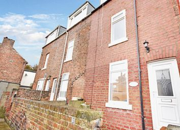 Thumbnail 2 bed terraced house for sale in Studley Terrace, Whitby