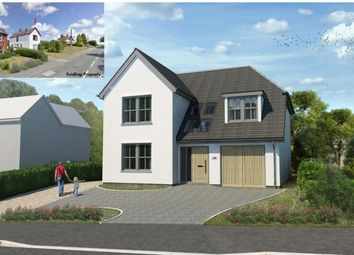 Thumbnail 4 bed detached house for sale in Canterbury Road, Lydden, Dover