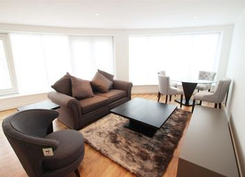 Thumbnail 1 bed flat to rent in Headstone Road, Harrow, Middlesex