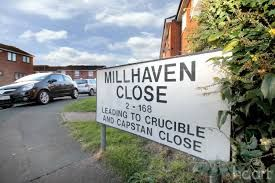 Thumbnail 2 bedroom flat to rent in Millhaven Close, Chadwel Heath