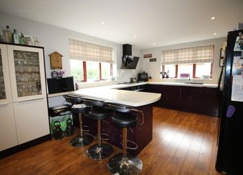 Thumbnail 3 bed semi-detached house to rent in Plough Lane, Kington Langley, Chippenham