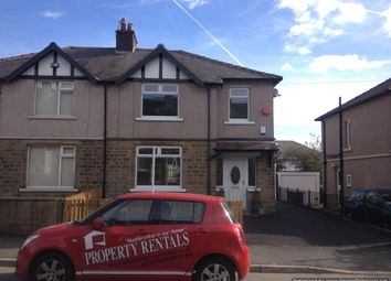 Thumbnail 3 bed semi-detached house to rent in Alexander Road Lindley, Huddersfield