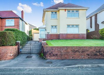 Thumbnail 3 bedroom detached house for sale in Spowart Avenue, Llanelli