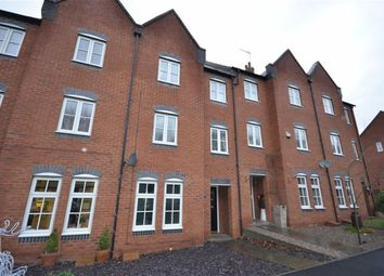 Thumbnail 3 bed town house to rent in Saltersford Rise, Stone