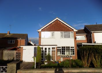 Thumbnail 3 bed detached house for sale in Marsh Lane, Penkridge, Staffordshire