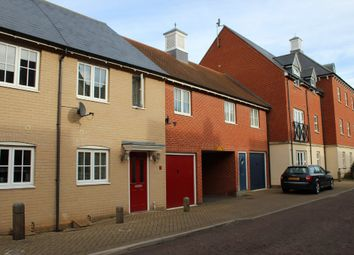 Thumbnail 2 bed terraced house to rent in Rose Allen Avenue, Colchester