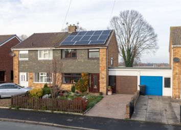 Thumbnail 3 bed semi-detached bungalow for sale in 63 Langley Drive, Norton, Malton, North Yorkshire