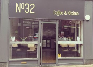 Thumbnail Restaurant/cafe for sale in Cafe, 32 Acorn Road, Jesmond