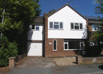 Thumbnail 4 bed semi-detached house for sale in Stortford Hall Park, Bishop's Stortford