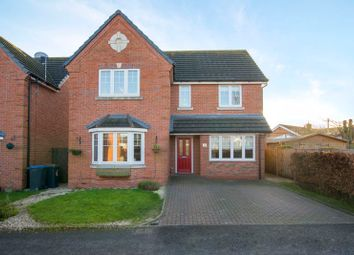 4 bed detached house for sale in Sketchley Court, Burbage, Hinckley LE10