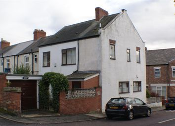 Thumbnail 4 bed end terrace house for sale in Nelson Terrace, Chopwell, Newcastle Upon Tyne