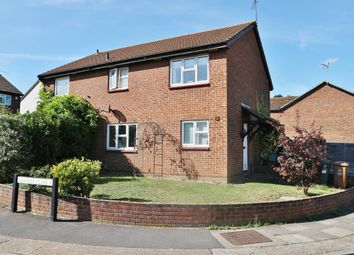 Thumbnail 1 bed semi-detached house for sale in Wyatt Road, Crayford, Kent