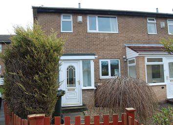 Thumbnail 3 bed terraced house for sale in Barton Close, Wallsend