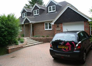 Thumbnail 4 bed property to rent in Old Road, Magham Down, Hailsham