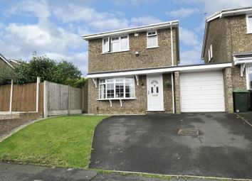 Thumbnail 4 bed detached house for sale in Saxon Drive, Rowley Regis