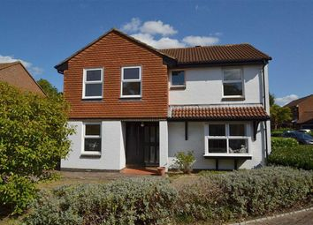 Thumbnail 4 bed detached house for sale in Northcliffe Close, Worcester Park, Surrey