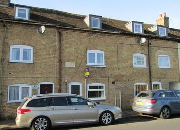 Thumbnail 3 bed terraced house to rent in Crosshall Road, Eaton Ford, St Neots