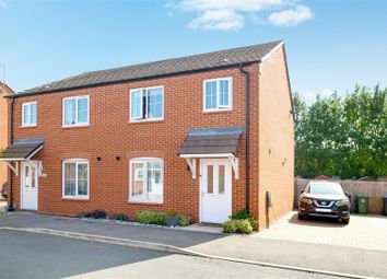 Thumbnail 3 bed semi-detached house for sale in Rowan Place, Bidford-On-Avon, Alcester