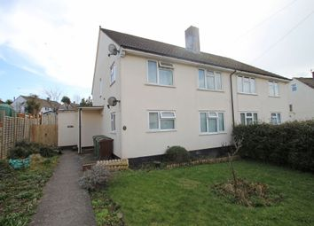 Thumbnail 2 bed flat for sale in Stentaway Drive, Plymstock, Plymouth, Devon
