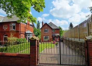 Thumbnail 3 bed detached house for sale in Mottram Road, Stalybridge